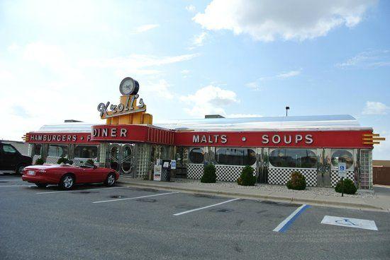 Kroll's Diner, Fargo, North Dakota
