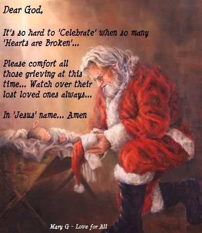 Santa's Prayer... Christmas quotes, Dear god, Prayers