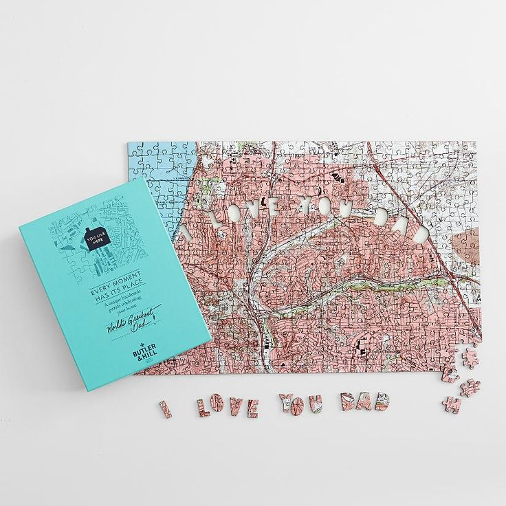 76 best gifts for guys images on pinterest gifts for him personalized i love you dad puzzle redenvelope gifts negle Gallery