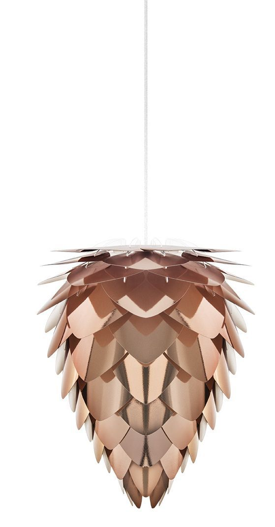 Conia mini hanglamp koper - Vita Copenhagen