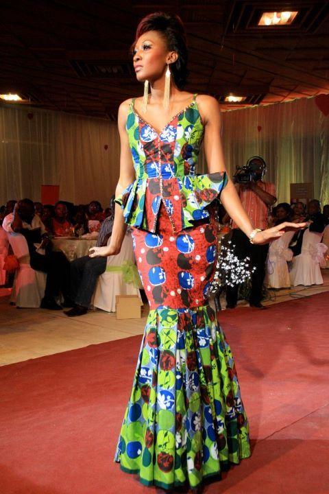 model de robe