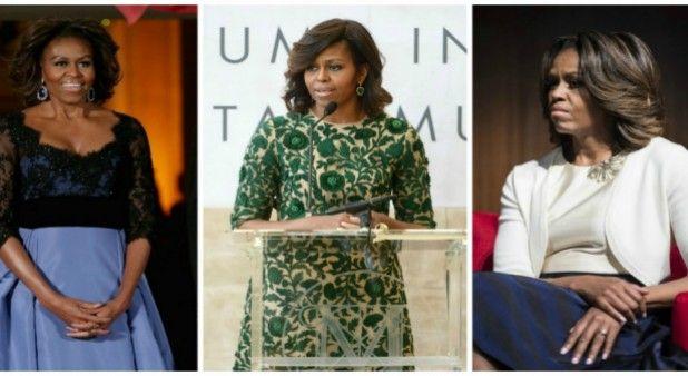 Michelle Obama es la primera dama con más estilo, según panel de expertos