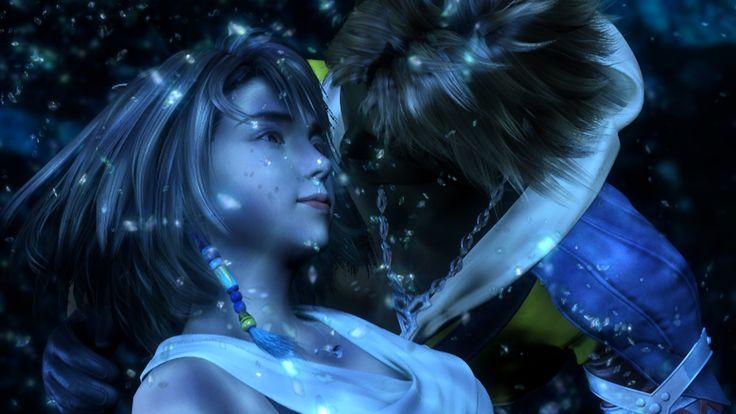 Tidus and Yuna