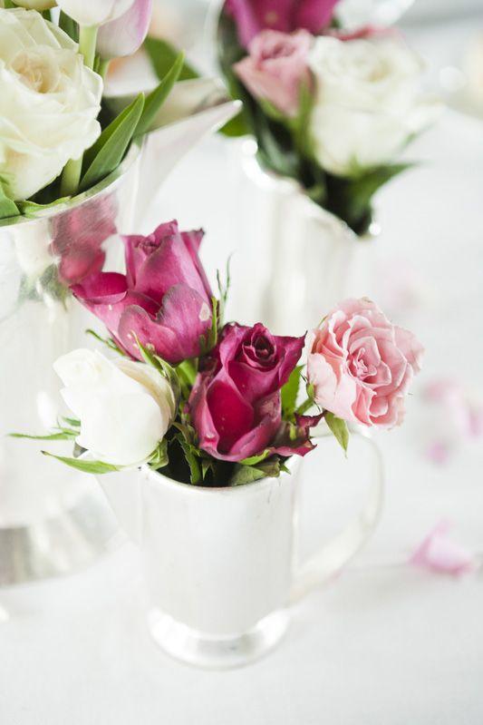 Wedding details. Flowers.