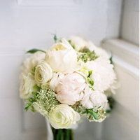 Flowers Decor Real Weddings Wedding Style Ivory Classic