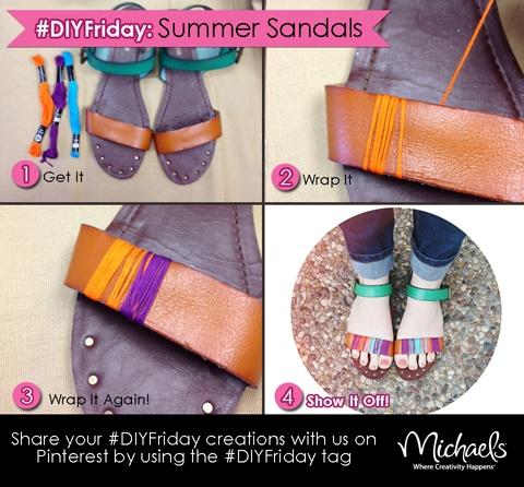 160 best diy sandalias y zapatos decorados images on pinterest 17 ways to make fashionable diy fashion crafts for this summer pretty designs solutioingenieria Choice Image