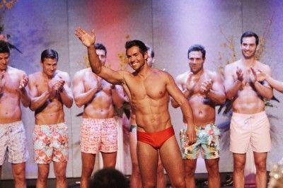 Check out the bachelors and photos from The Bachelorette episode 6/17/13.  http://haveuheard.net/2013/06/bachelorette-desiree-hartsock-preview-61713-week-4-atlantic-city-jersey/?preview=true    KASEY, DREW, ZACH, ZAK, MIKEY T., CHRIS