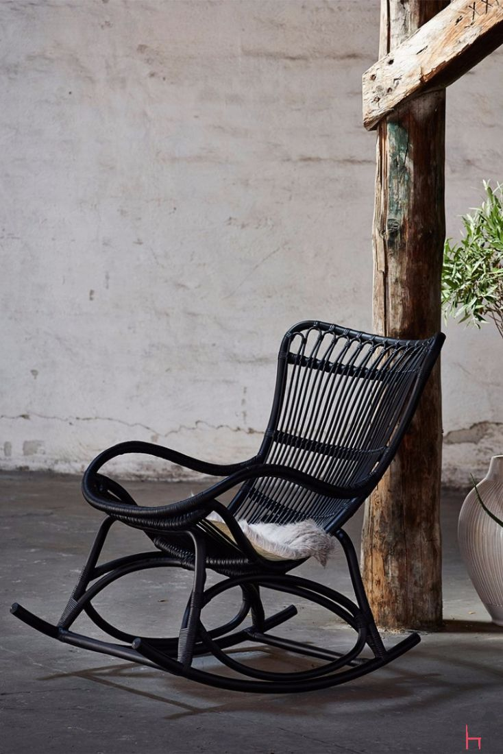 Superior Have Relaxing Moments With The Monet Rocking Chair By Sika. Pictures Gallery