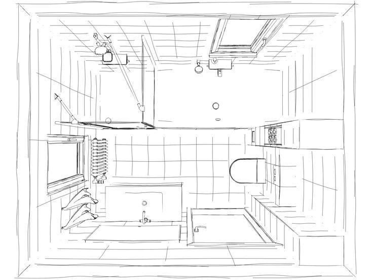 Die besten 25 badezimmer 2x2m ideen auf pinterest - Radiator badezimmer ...