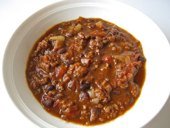 Fresh Garden Organic Chili Recipe - Whole Lifestyle Nutrition | Organic Recipes | Holistic Recipes