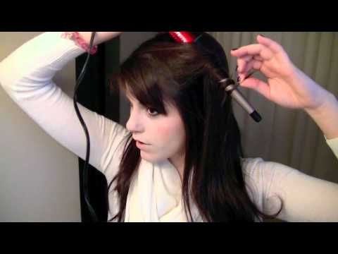 how to use the curl styler hair curler
