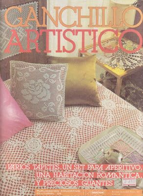 Artistico Ganchillo 97 - Crochet Knitting Handicraft