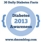 {Diabetes Awareness Month} Wisdom from the DOC and My Thoughts 19-25