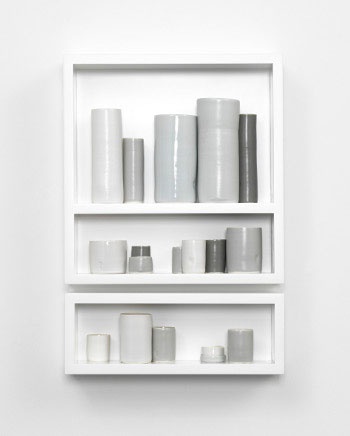 Edmund de Waal ceramics installation From Bruges