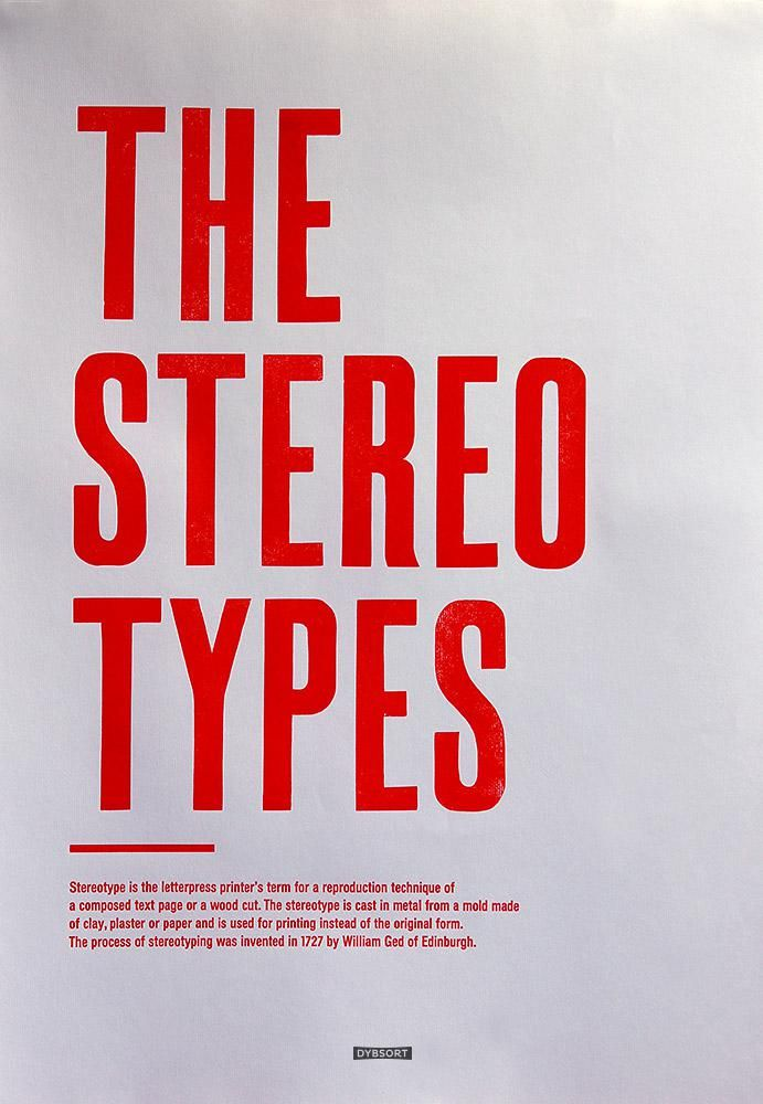 Letterpressed 50x70cm poster. Neon orange print on cotton paper.
