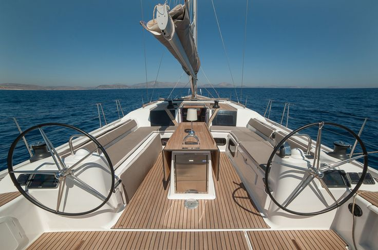 Dufour Yacht 560 Grand Large | Euro Sail Yacht | Adriatic Dealer