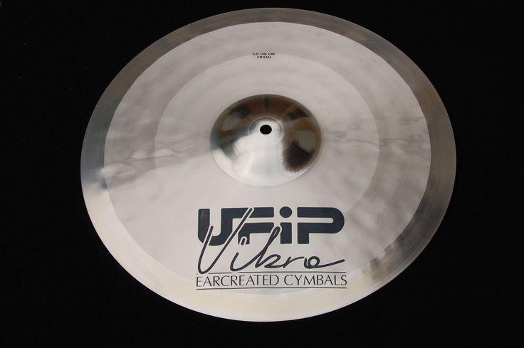"New UFIP Vibra Series crash 16"""