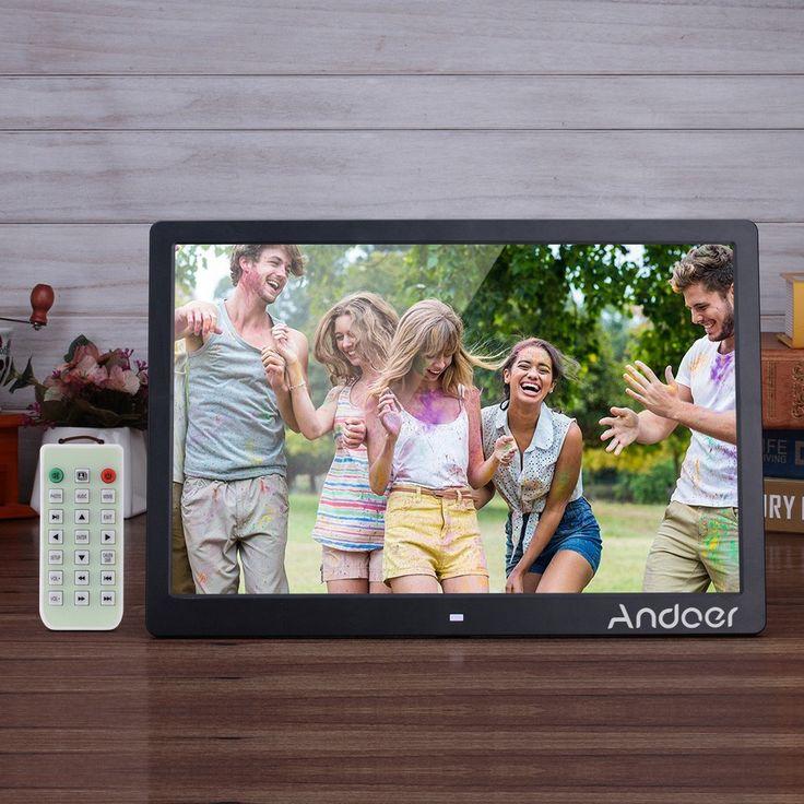 "Andoer 15.6"" LED Digital Photo Picture Sale Online Shopping color1 - Tomtop.com"