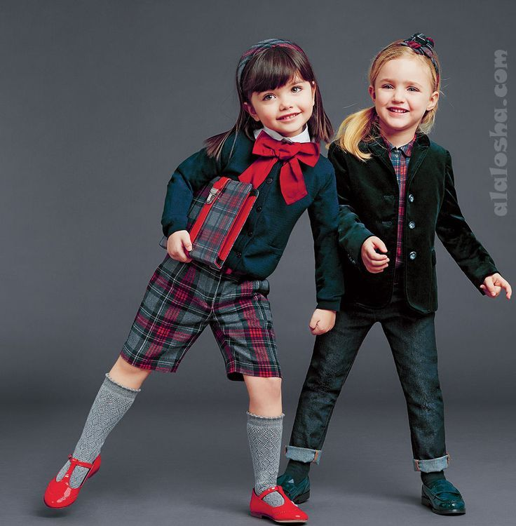 DOLCE & GABBANA  Back to School