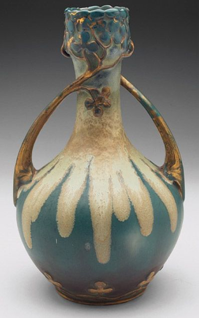 Nature Inspired Pottery Decorating Jars And Vases