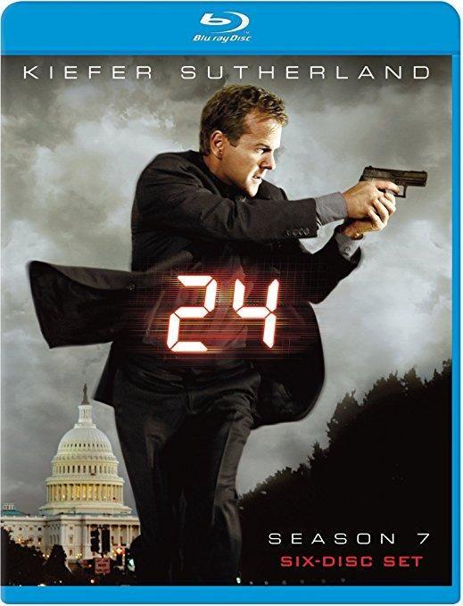 Kiefer Sutherland - 24: Season 7