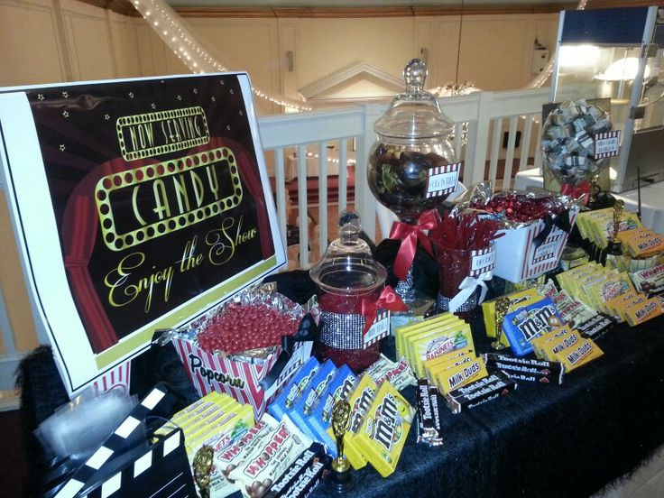 7 best movie theater candy buffet images on pinterest
