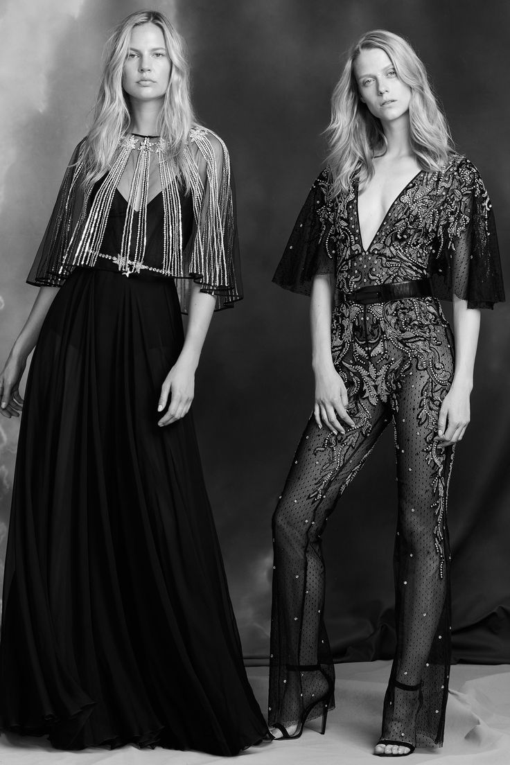 Zuhair Murad Resort 2018 Fashion Show Collection