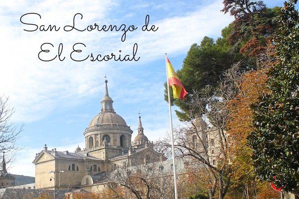 Madrid day trip to San Lorenzo de El Escorial! #madrid #escorial