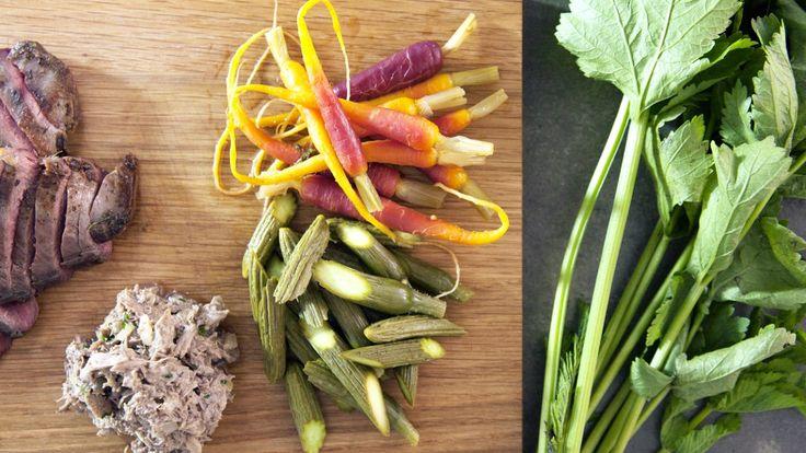 Rillette er kjøtt som kokes i fett, deles i små biter og krydres. Patétypen ble introdusert i det franske kjøkkenet i middelalderen. Filip Langhoffs rillette tar lang tid å lage, men er en veldig god siderett på en tallerken med stekt andebryst.