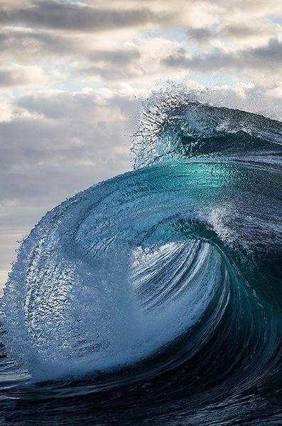 Océans, Mers et Vagues