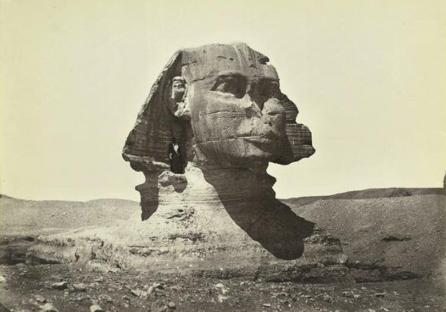 10 Details Claims And Theories About The Nice Sphinx Of Giza