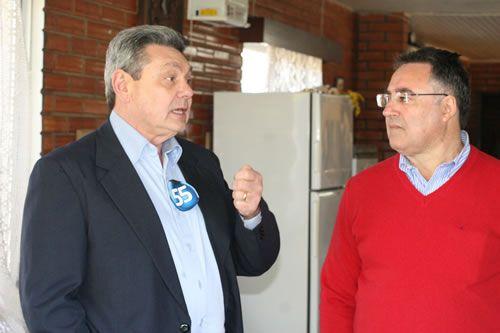 Ceron satisfeito com seu desempenho no debate do Grupo SCC e Correio Lageano