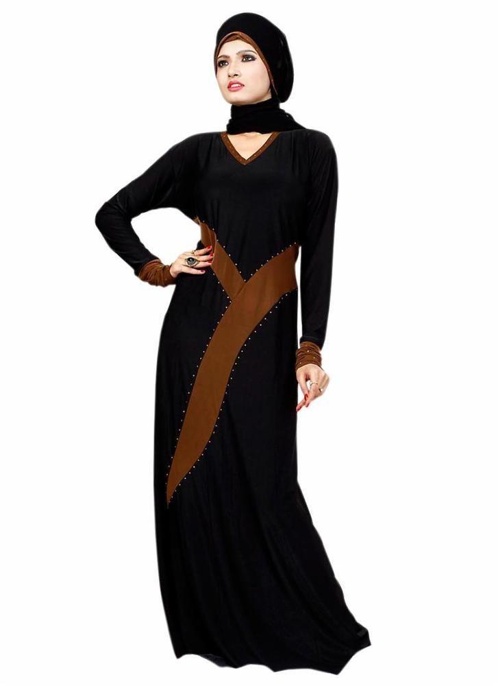 Abayaa Islamicwear Maxi Jilbab Clothing Long Bahiyyah Dress Dubai Hijab Style…