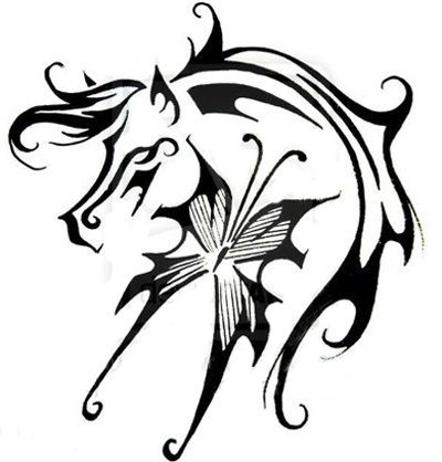 214 best horse tattoos images on pinterest horse tattoos horses and horse art. Black Bedroom Furniture Sets. Home Design Ideas