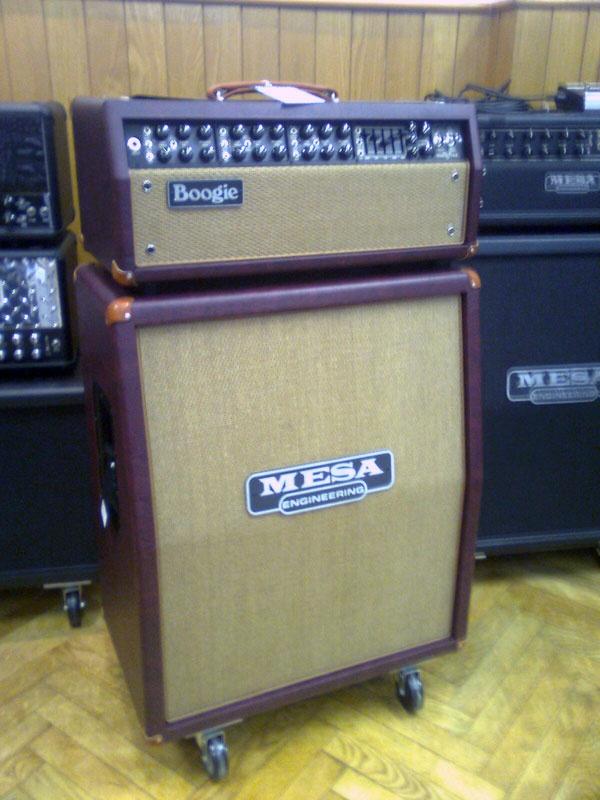 Mesa Boogie Mark V + 2x12'' vertical slant cab | G.A.S. ...