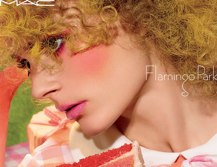 MAC Flamingo Park Collection for Spring 2016