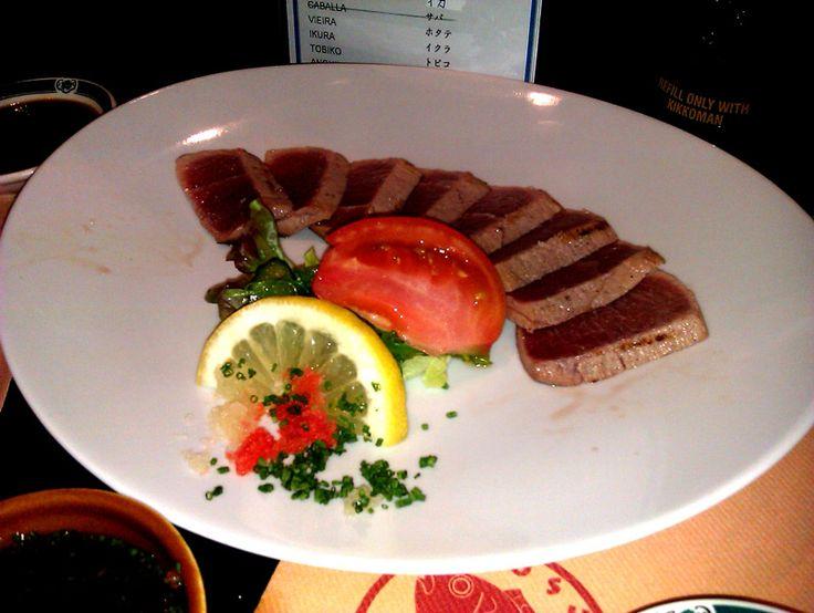 Restaurantes japoneses auténticos - Nihon Bishokuka · 日本 美食家: Restaurante GINZA en Madrid