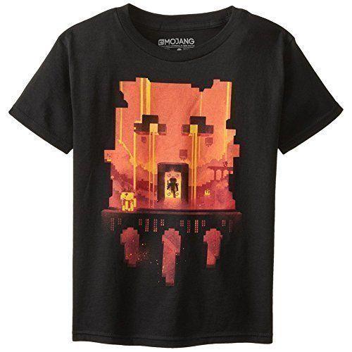 Minecraft - Saxby lighting Youth T-camiseta de manga corta #camiseta #starwars #marvel #gift