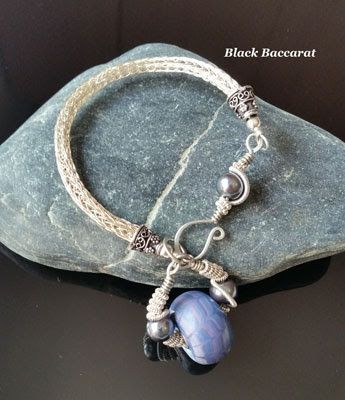 Black Baccarat Jewellery