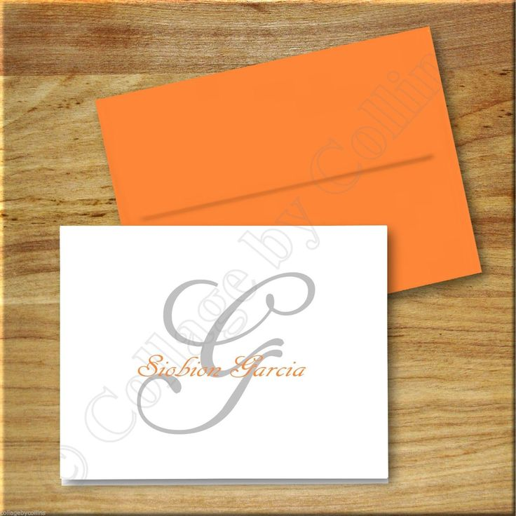 Personalized Papers Executive Stationery: 23 Best Personalized Stationery/Invitations Images On