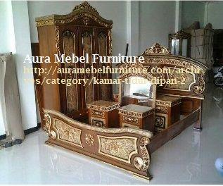Set Kamar Tidur Anggola merupakan salah satu produk furniture set kamar terbaru dan merupakan salah satu produk furniture set kamar tidur unggulan dari aura
