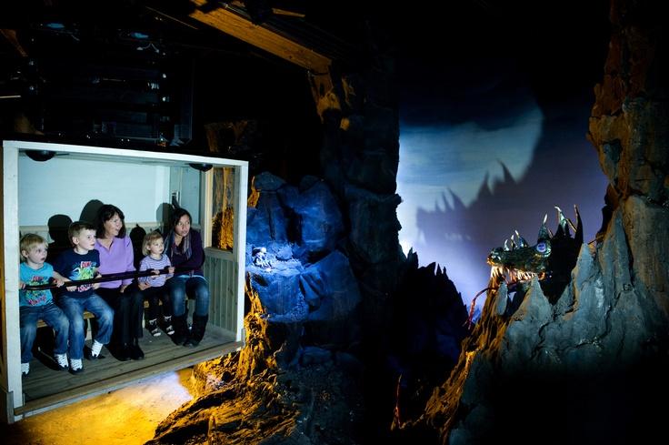 #CosasParaVerEnEstocolmo - Ideal para chicos y grandes: Junibacken, un mundo de cuentos.
