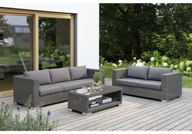 10 best Gartenmöbel images on Pinterest Backyard patio, Balcony - gartenmobel kunststoff design