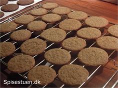 Lakrids cookies med citron