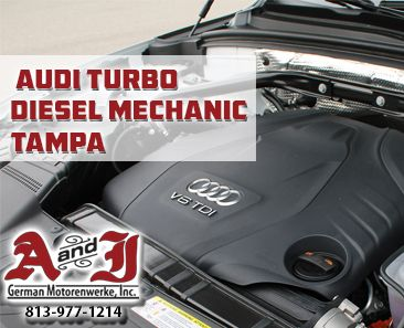 813-977-1214 Tampa Audi TDI Repair at A&J German Motorenwerke. Specialty Diagnostics and German Tooling with Warranty Service always by Real Germans. Call Today for an Appointment!  http://ajmotorworks.com/audi-tdi-repair-tampa/  #TampaAudiTDIRepair #AudiTDIRepairTampa #TampaAudiTDIRepairs #AudiTDIRepairsTampa #ajmotors #ajmotorworks #ajGermanMotorenwerke #ajtampa  A&J German Motorenwerke 10824 N Nebraska Ave Tampa, FL 33612 www.AjMotorworks.com