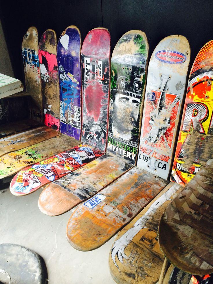 Skateboardbane