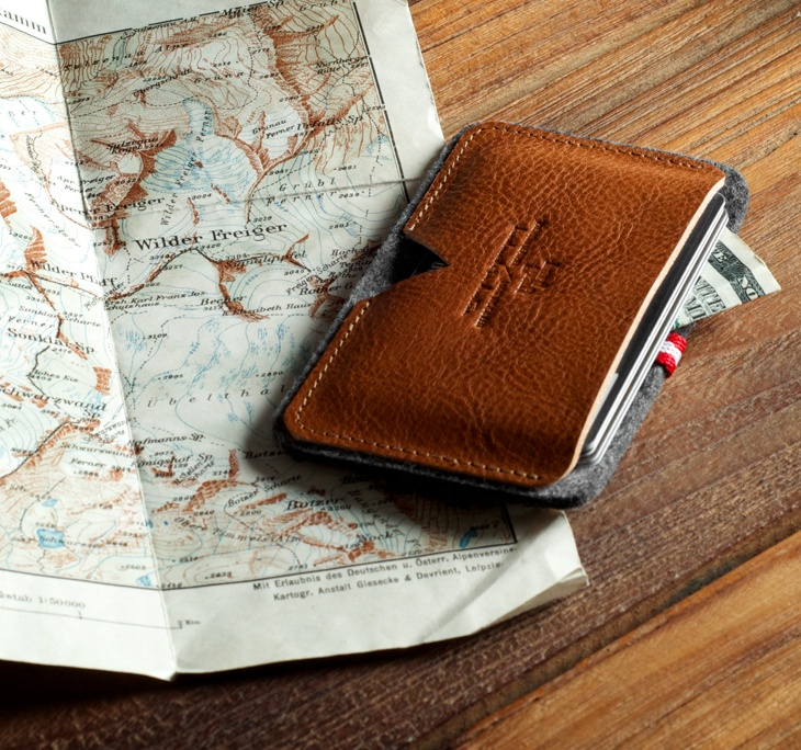 Card Case, by Hard Graft