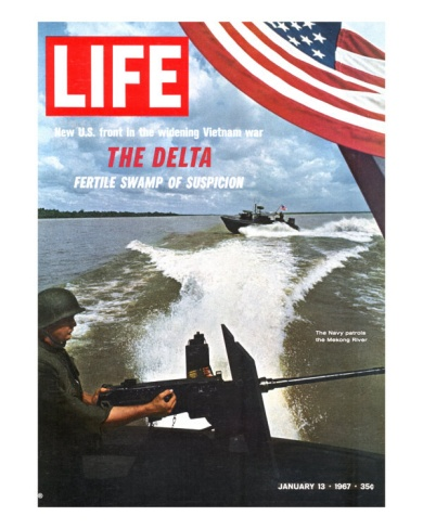 Pictures of us navy ships in Vietnam War | US Navy Presence on Mekong River During Vietnam War, January 13, 1967 ...