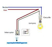 Esquemas eléctricos: Interruptor simple