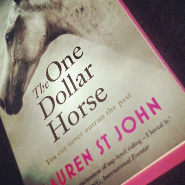 Cool horse book that I just read!  What's your favorite horse book?